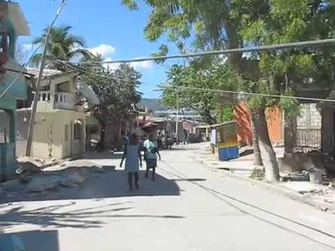 Jacmel -- Haitian port city shattered, forgotten