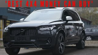 🐐 The 2019 Volvo XC90 Hybrid IS the best 4x4 on the market! - Full Driven Review + Special Features