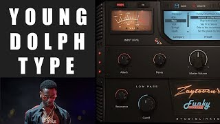 HOW TO MAKE A YOUNG DOLPH BEAT | USING FUNKY FINGERS