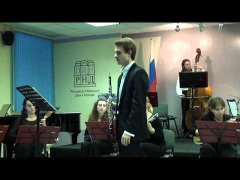 Альбинони, Томазо Джованни - Концерт для струнных op. 5 № 1 си-бемоль мажор
