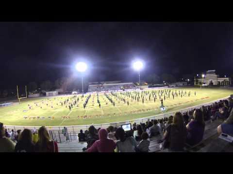 Palmetto Ridge High School Band MPA 2013