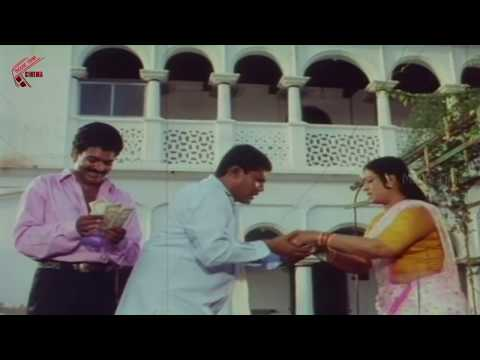 Disco Shanthi, Thanikela Bharani Nice Scene    O Thandri O Koduku Movie    Nadhiya, Vinod