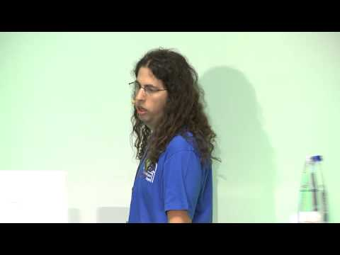 Qt DevDays 2011, Choosing your UI weapon - C++ vs. QML vs. HTML5: No'am Rosenthal