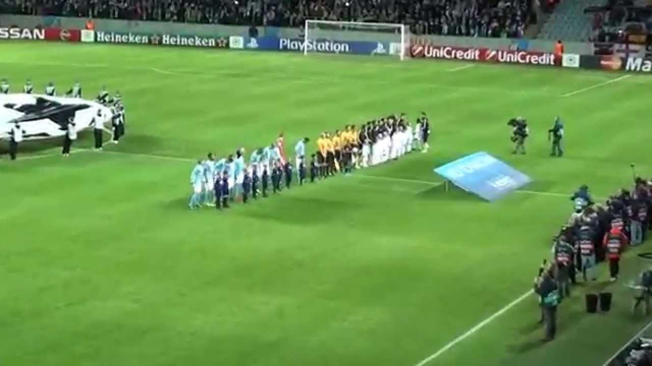 malmö ff champions league