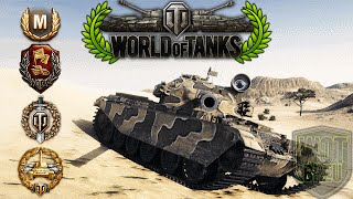 World of Tanks - Centurion Action X - 7 Kills - 10.1k Damage - #Carry [Replay|HD]