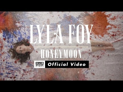 Lyla Foy - Honeymoon [OFFICIAL VIDEO]