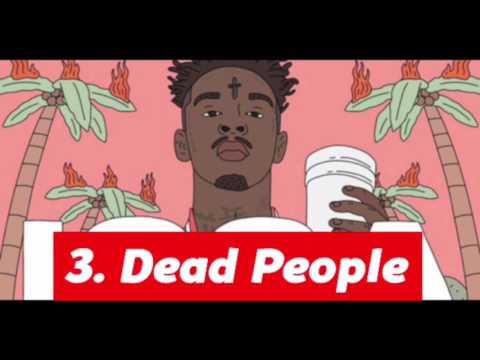 Top 5 Songs of Issa Album - 21 Savage