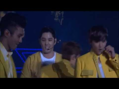 [hd Fancam] 131228 Super Junior - Miracle  Smtown Week Treasure Island (슈퍼주니어) video