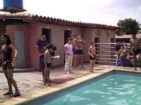 El tiburon Jose manuel en competencia!!