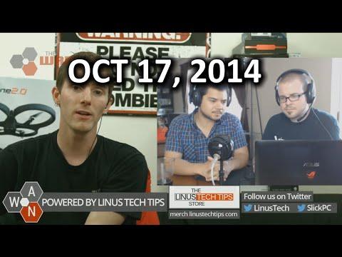 The WAN Show - Nexus 6 and 9, iPad Air 2, iMac 27in 5K - October 17, 2014