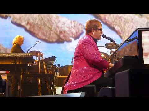 Elton John - Circle of Life 10/27/17 Las Vegas Coliseum