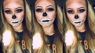 Halloween Makeup Tutorial   |    Adriana Rojo