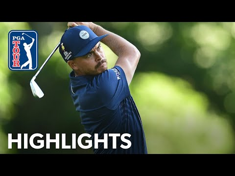 Rickie Fowler shoots 5-under 67 | Round 1 | Rocket Mortgage Classic 2020