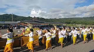 MELASTI 2018 PANTAI PARANGKUSUMO- Penari Memerciki Banten