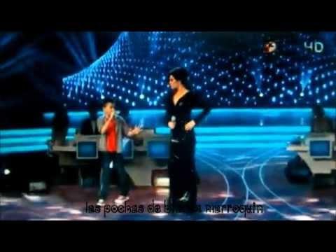 Bianca Marroquín y Toñito PG2 cantando ODIAME