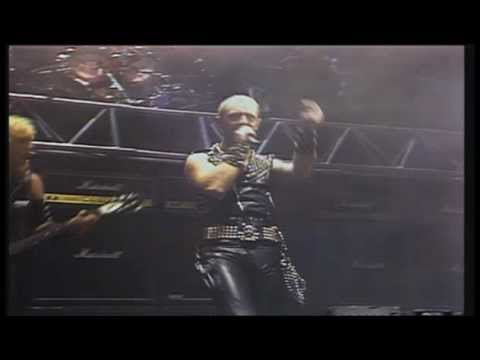 Judas Priest - Screaming for Vengeance Live '82