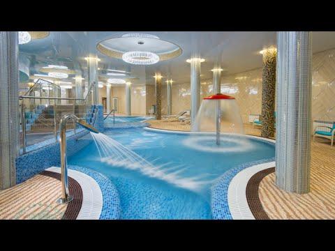 Семейный SPA центр в отеле Карпат