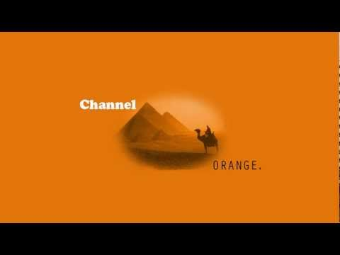Frank Ocean- Pyramids Part1 [Channel Orange] HD Lyrics On Screen