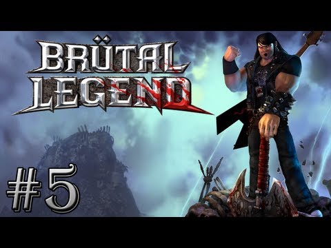 Brutal Legend : Le Kill Master ! | Episode 5 - Let's Play