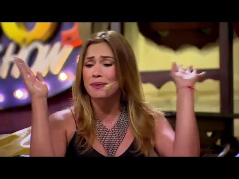 Katherine Porto en The Suso's Show (Sexta Temporada)