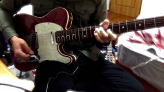 UNISON SQUARE GARDEN『Cheap Cheap Endroll』【ギター】