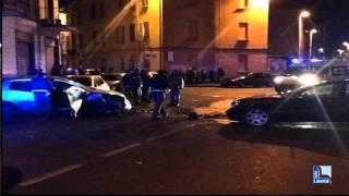 Stradone Farnese: auto travolge due pedoni di fronte a Santa Rita