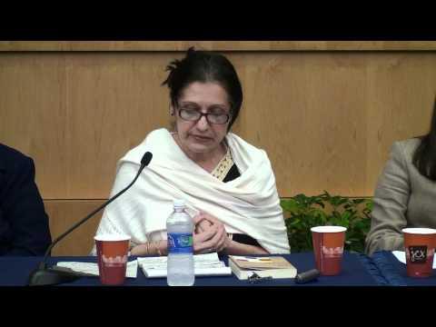 Madeline Cámara  - presentación del libro