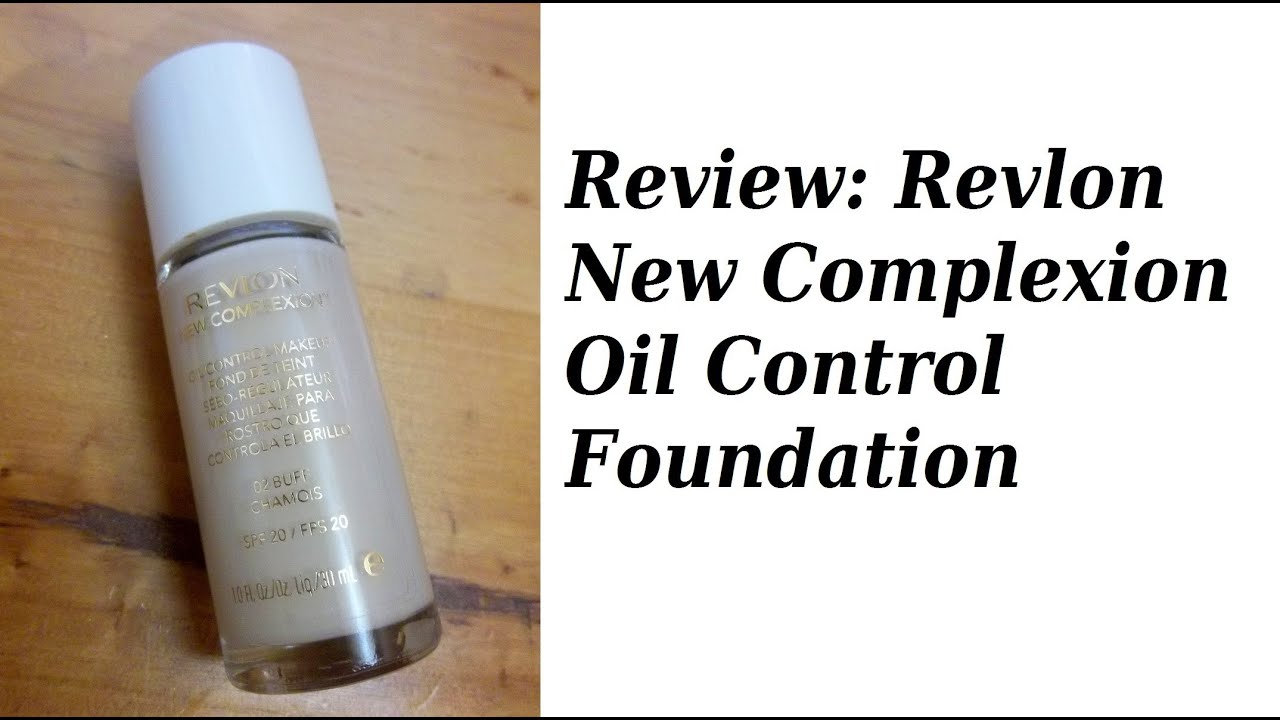 Oil Control Foundation Reviews Oil Control Foundation