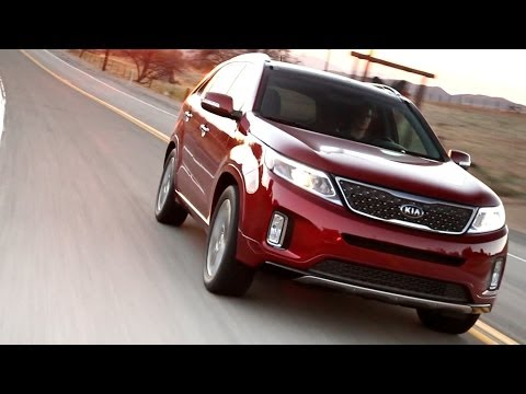2014 Kia Sorento Long-Term Review - Part 1