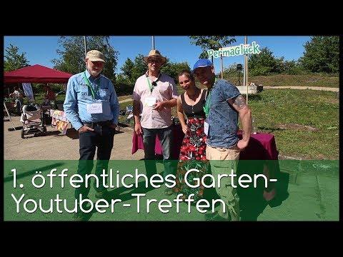 Das 1. öffentliche Gartenyoutuber-Treffen, Erftstadt 6. Mai 2018   #GYT2018