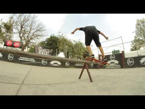 Staff zarape skateshop en la patinada