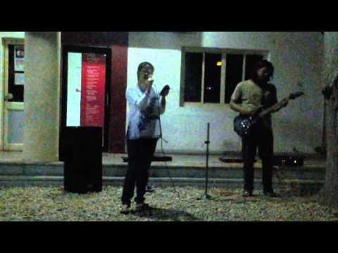Ye sama sama hai ye pyar ka - live performance at Friday Night...