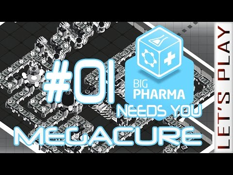 Big Pharma #01 [Insomnia] Megacure - Let's Play