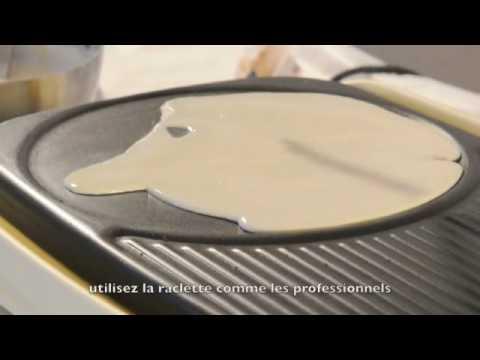 La crep 39 party dual de tefal par isaveurs youtube - Nutella tefal com jeux ...