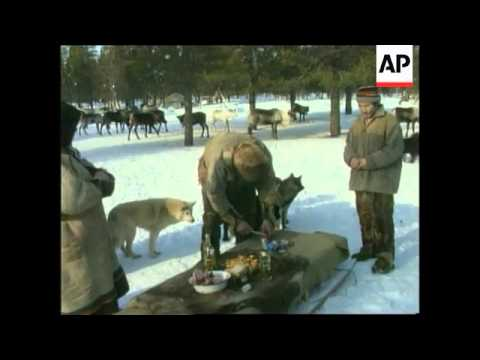 RUSSIA: SPACE CENTRE BECOMES GRAVEYARD FOR METAL DEBRIS