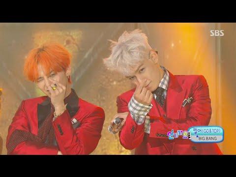 BIGBANG(GD&T.O.P) - '쩔어(ZUTTER)' 0809 SBS Inkigayo