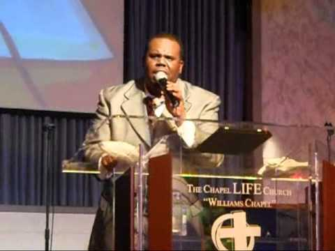 Pastor James C. Jones - The Make-Up of a True Praise & Worshipper