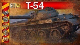 T-54 - Mistrzostwo świata na naleśniku - World of Tanks