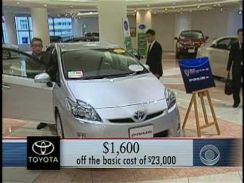 Prius Sales Surge in Japan