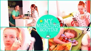 MY MORNING ROUTINE | МОЕ УТРО! | MAKEUPKATY