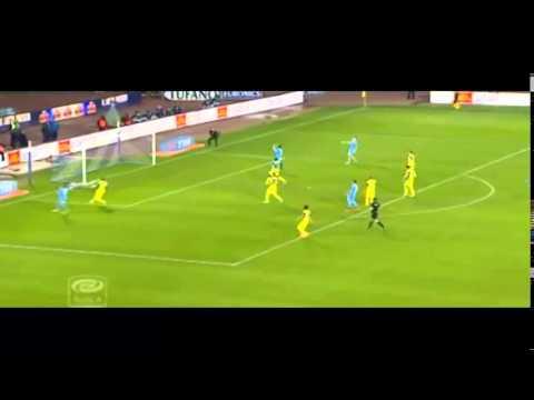 Dries Mertens- Skill's 2013-2014 Napoli