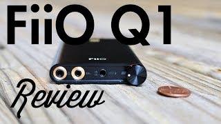 FiiO Q1 Headphone Amp/DAC Review | Lacking Juice?