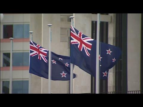 New Zealand votes against flag change in referendum