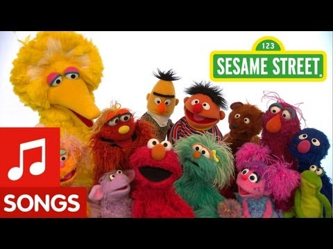 Sesame Street - The Alphabet