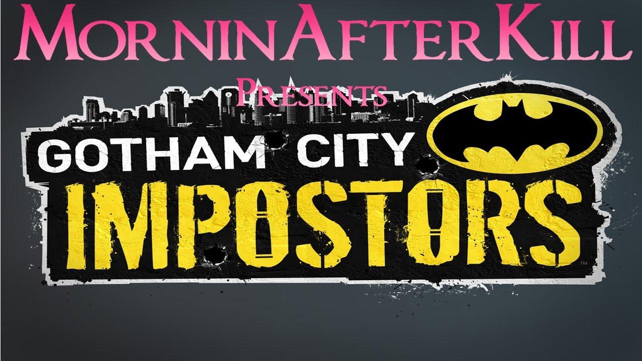 Impostors Xbox Gotham City Impostors Xbox