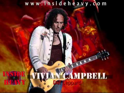 Vivian Campbell - Exclusive 2011 Interview