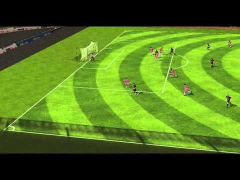 FIFA 14 Android - Caracas FC VS Sp. Charleroi