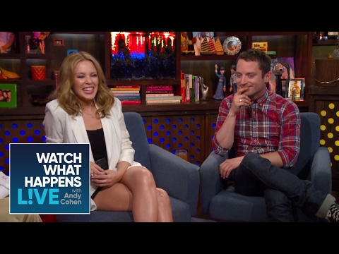 Clubhouse Erotica: Elijah Wood & Kylie Minogue video