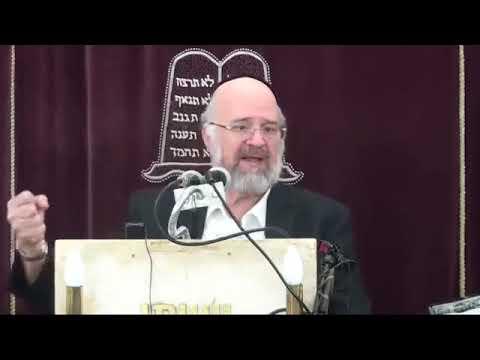 הרב רוך רוזנבלום - פרשת ויקרא ה׳תשע״ח