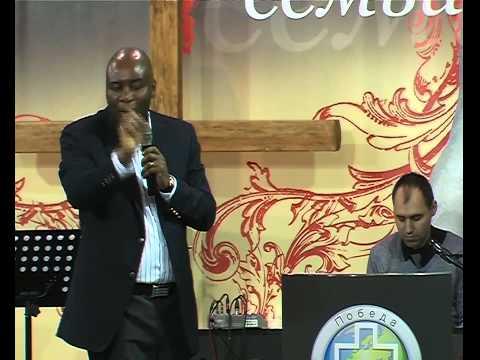 Как быть успешным учеником Иисуса — Генри Мадава | церковь Победа | Одесса 6.03.2015